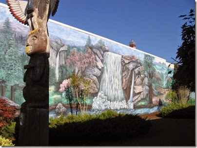 IMG_4174 Mural Park in Lebanon, Oregon on October 21, 2006