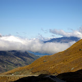 South Island - driving to Queenstown