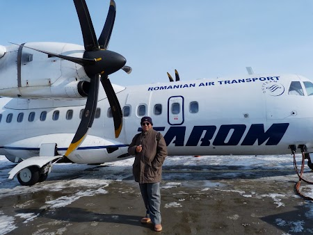 Flying Blue: Tarom - ATR 42