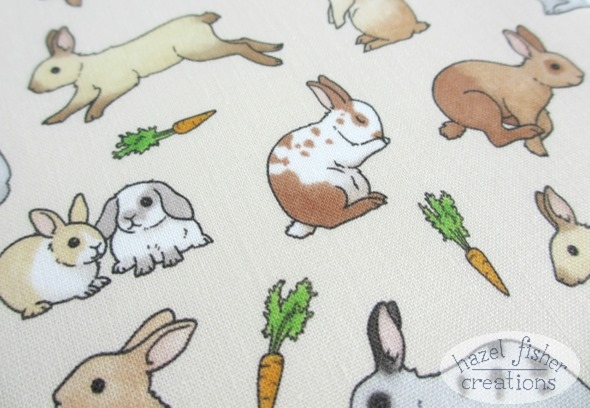 2014 August 07 rabbits cotton fabric spoonflower hazel fisher creations 2