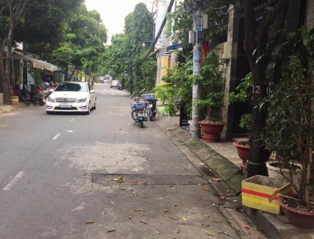Bán nhà cấp 4 Mặt Tiền Phan Chu Chinh quận Tân Phú.02