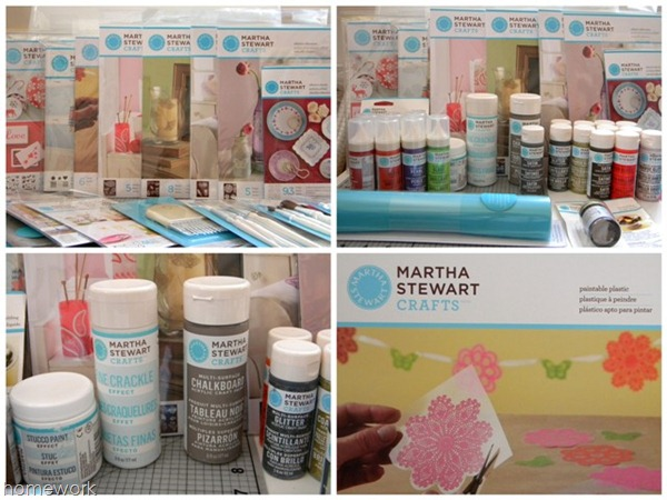 Martha Stewart Collage 1