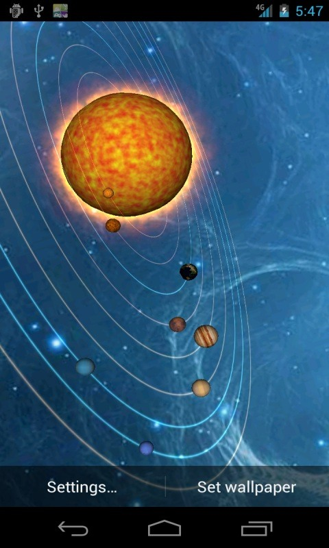 Images of 3d Solar System Model Labeled - #SpaceMood