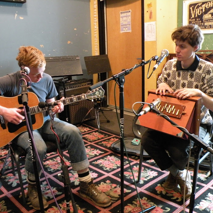 Daniel Bachman - Live at WFMU on Irene Trudel's Show on March 26, 2012