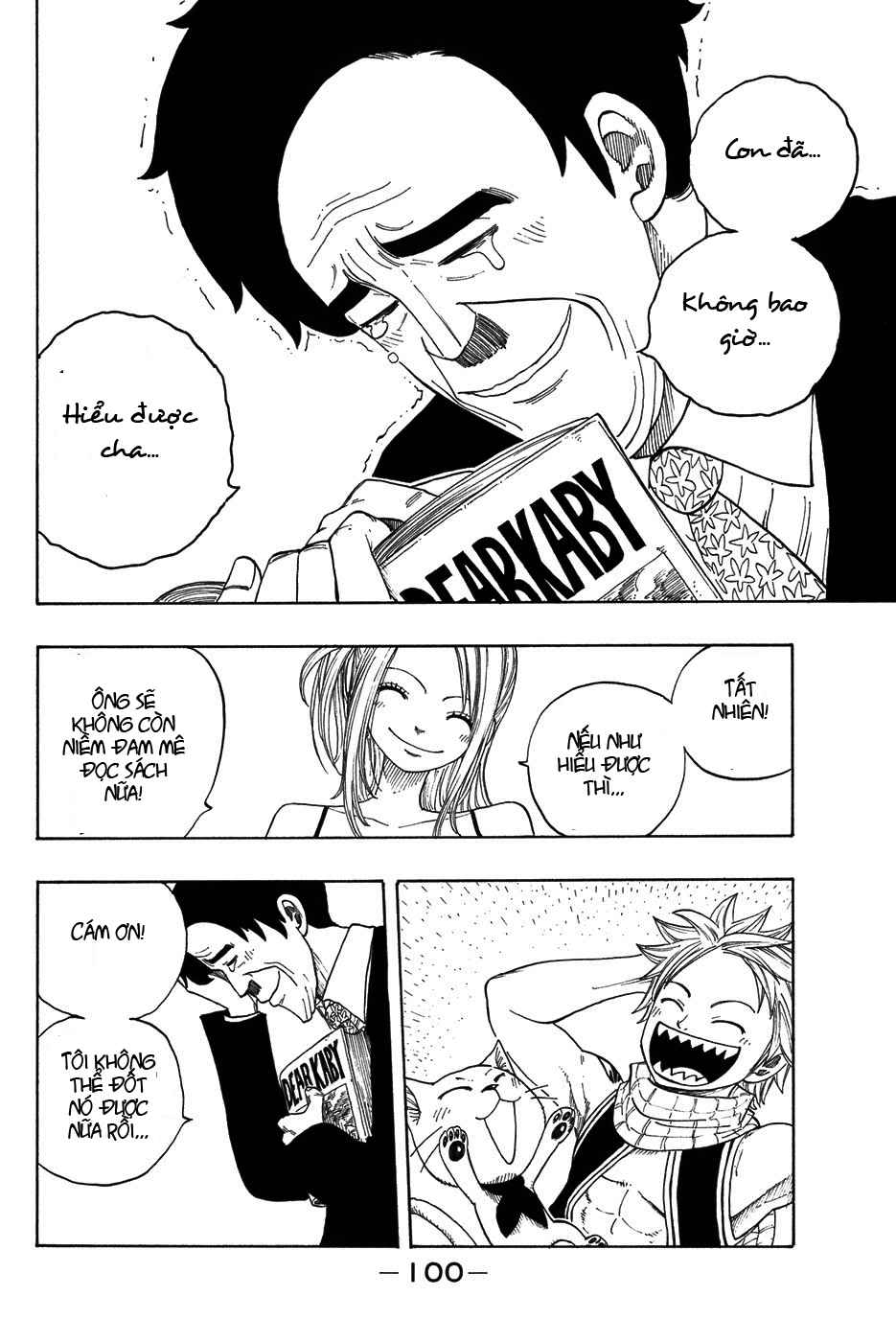 Fairy Tail Chap 9