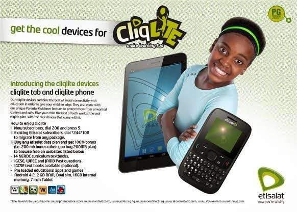DidYouKnow Telecoms Network Etisalat Has Released A Mobile