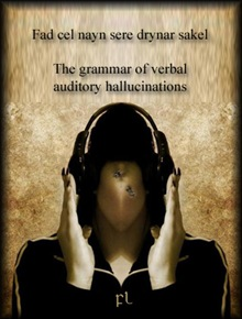 The Grammar of Verbal Auditory Hallucinations Cover