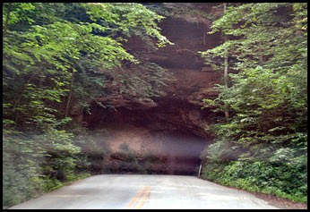02a - Approaching Nada Tunnel