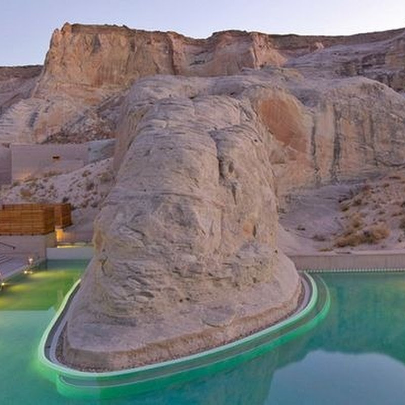 Amangiri: Beautiful Luxury Resort in the Middle of the Utah Desert