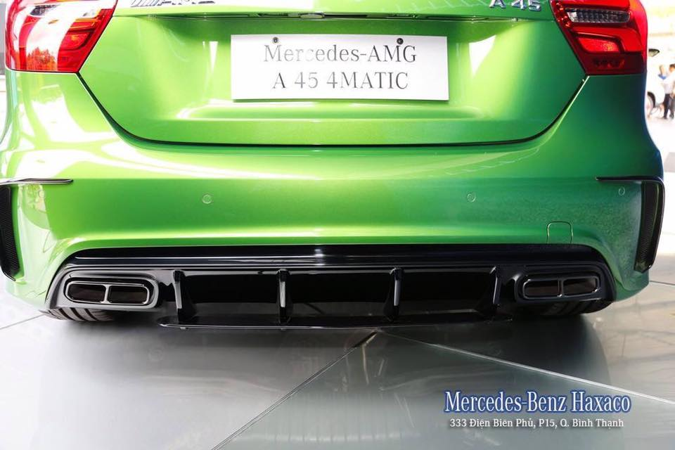 xe Mercedes Benz A45 AMG 2017 08