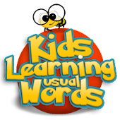 Kids Learning Usual Words Free