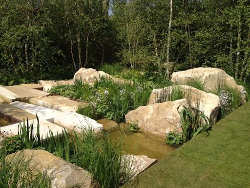 Phillip Johnson Landscapes The Telegraph Garden