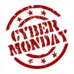 cybermonday red