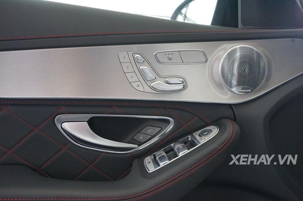 Xe Mercedes Benz C63 S AMG 06