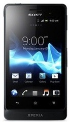 Sony_Xperia_go - front