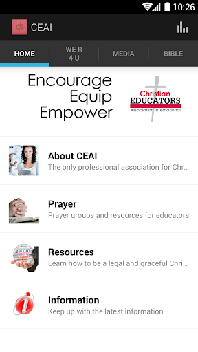 Christian Educators
