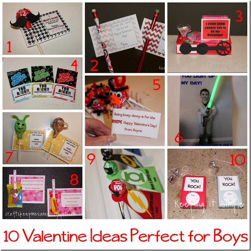 10 easy homemade valentine ideas perfect for boys