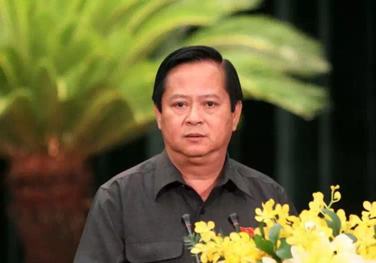 Nguyễn Hữu Tín, nguyên Phó Chủ tịch Ủy ban nhân dân TP Hồ Chí Minh