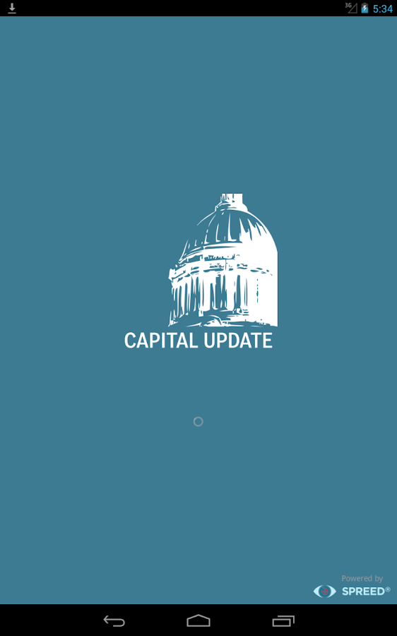Capital Update- Olympia, WA - screenshot