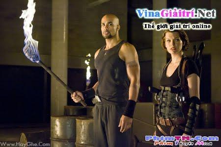 Vùng Đất Quỷ Dữ : Kiếp Sau - Resident Evil: Afterlife (2010)