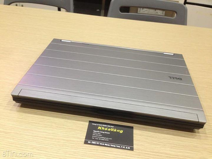 Dell Precision M4500 core i7 vừa về 1 con duy nhất cho