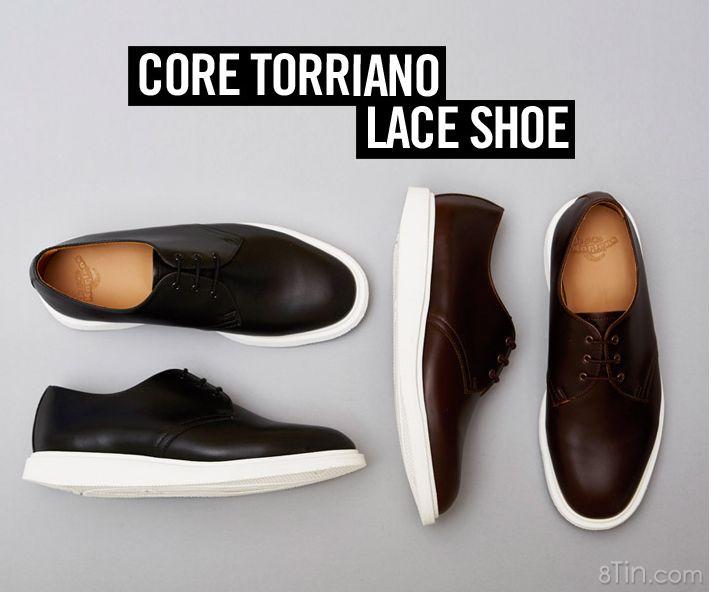 New arrivals – Dr. Martens Torriano, là dòng giày casual với chất