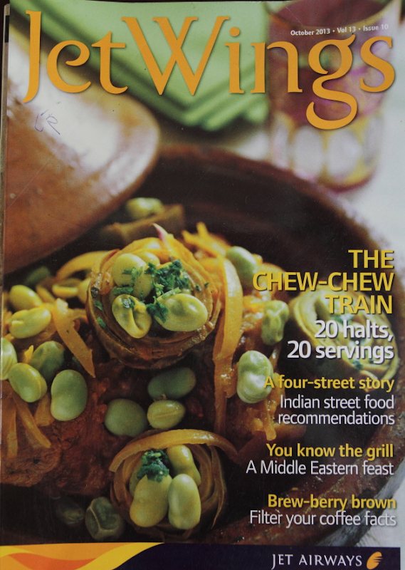 JetWings Oct 2014 edition cover