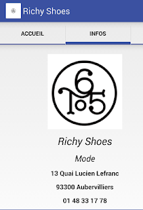 Richy Shoes screenshot 1
