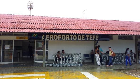 Aeroporto de Tefé