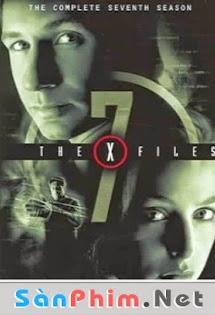 Hồ Sơ Tuyệt Mật -  The X Files Season 1 (phần 1)