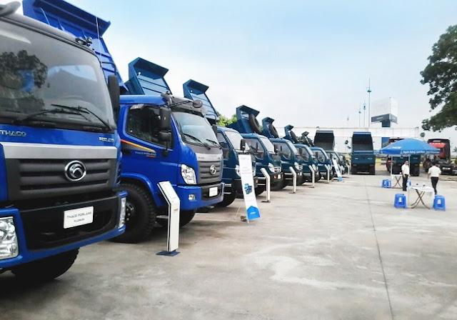 Đại lý xe tải Thaco Trường Hải ở Hà Nội