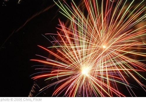 'Fireworks' photo (c) 2006, Chris - license: http://creativecommons.org/licenses/by/2.0/