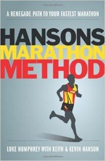 Hansons Marathon Book