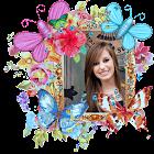 Marcos de fotos Flores icon