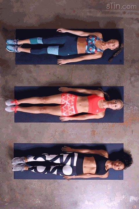 Thả lỏng cơ thể sau mỗi buổi tập để sẵn sàng cho