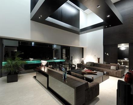 decoracion-interior-salon-de-lujo-color-negro