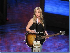 9154 Nashville, Tennessee - Grand Ole Opry radio show - Sunny Sweeney