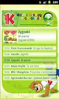 Screenshot of Radio KUBUŚ