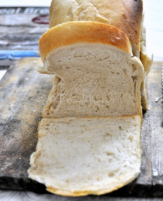 Foodelicious: Paul Hollywood's White Bread & The Lesson's ...