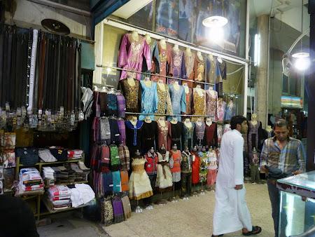 Shopping Amman: Moda in Iordania