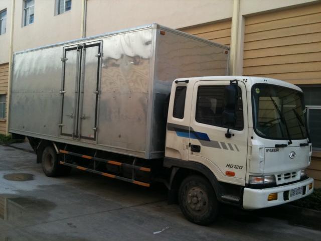 Hyundai 5 tấn nhập khẩu