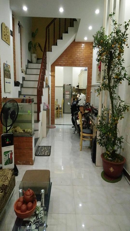 Nhà Hẻm Xe Hơi Nơ Trang Long Quận Bình Thạnh 03