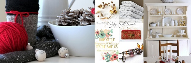Handmade Holidays Link Up 2014