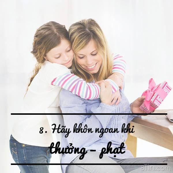 Theo các mẹ thì quy tắc nào quan trọng nhất nào?