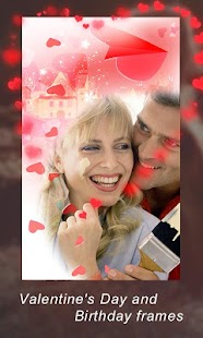 Valentine Theme MagicFrame- screenshot thumbnail