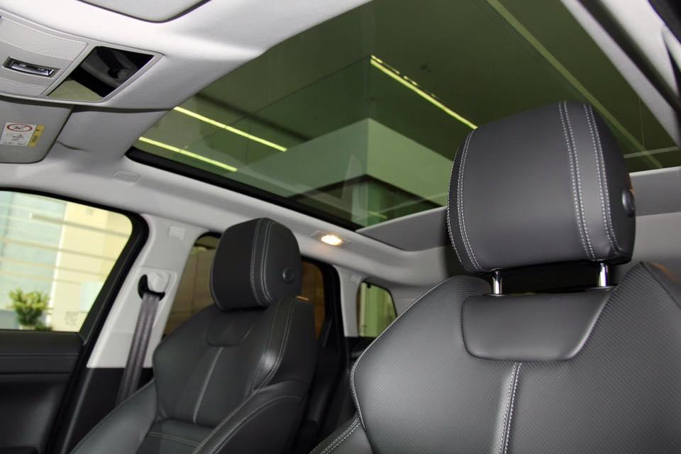Nội thất xe Range Rover Evoque 014