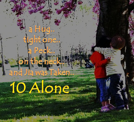 #Valentine2014 Hug Day Love Quote Song 10 Alone Vikrmn Author 10 Alone CA Vikram Verma