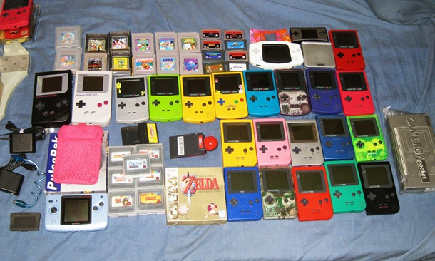 gameboyCollection