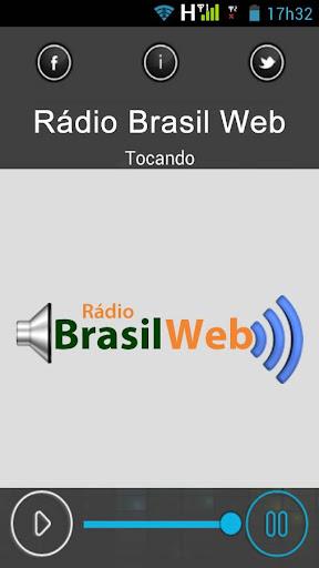Rádio Brasil Web