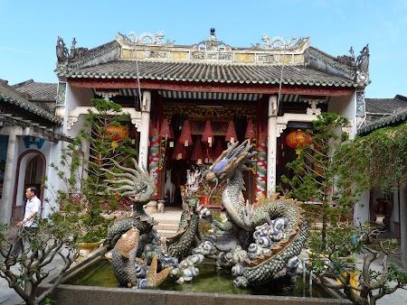 Templu chinezesc in Vietnam